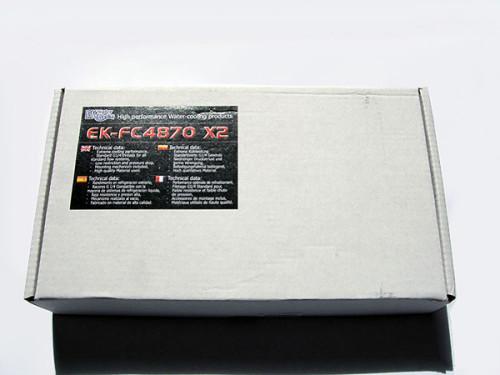 Закрытая упаковка EK Waterblocks EK-FC4870X2
