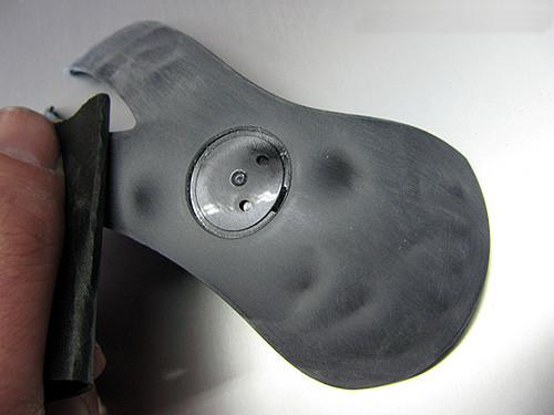 Подготовка к ключевой части моддинга мышки Logitech MX518 - покраске