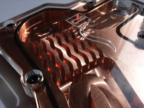 Внутренности ватерблока EK-FC4870X2