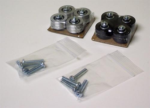 Два набора алюминиевых ножек MNPCtech для корпусов