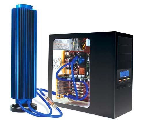 Внешняя система водяного охлаждения от компании Zalman
